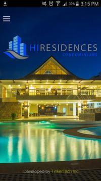 HiResidences Condominiums poster