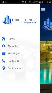 HiResidences Condominiums screenshot 1