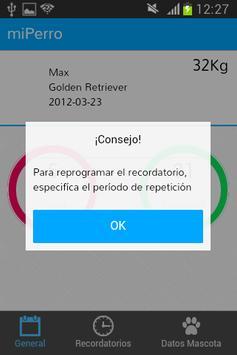 miPerro screenshot 1
