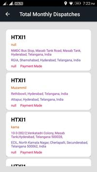 HirrTaxi Partner screenshot 3