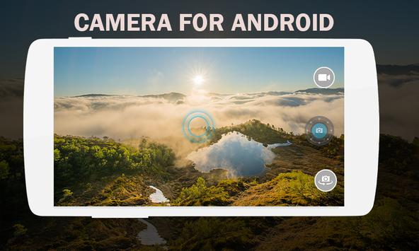 Camera for Android poster