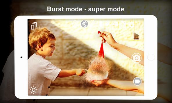 Camera for Android screenshot 4