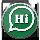 HiWhatsApp - Message Addict icon