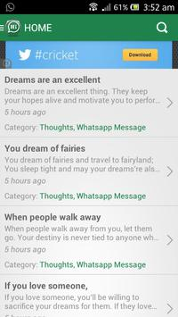 HiWhatsApp - Message Addict apk screenshot