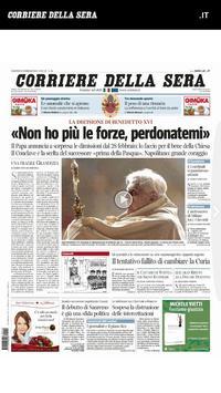 Corriere della Sera screenshot 10