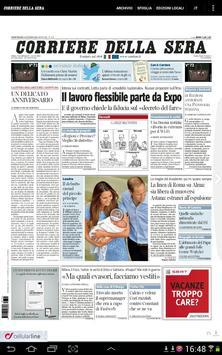 Corriere della Sera screenshot 5