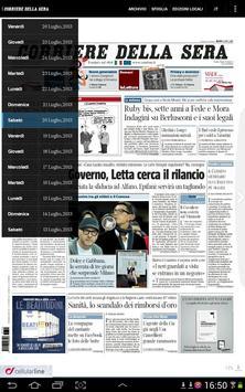 Corriere della Sera screenshot 8
