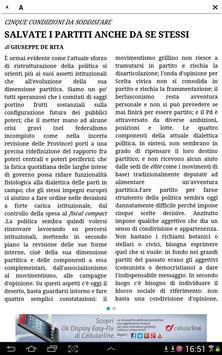Corriere della Sera screenshot 9
