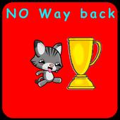 Cat Jumper - No Way back icon