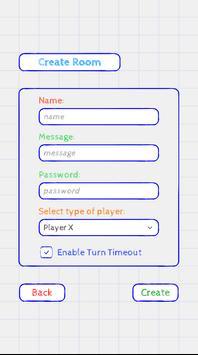 Connect 5 Online screenshot 1