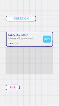 Connect 5 Online screenshot 2