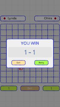 Connect 5 Online screenshot 5