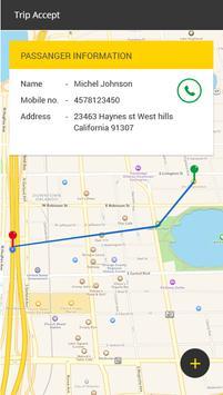 Hi- Taxi, Taxi Driver App apk screenshot