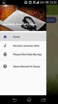 Murotal Al-Quran MP3 Offline poster
