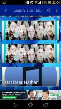 Lagu Siapa Takut Jatuh Cinta apk screenshot