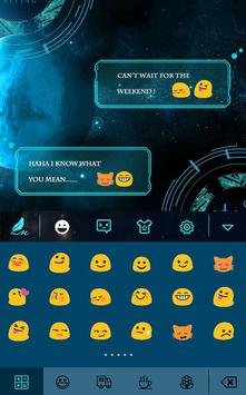 Interstellar travel for Hitap apk screenshot