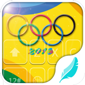 Olympics2016 for Keyboard icon