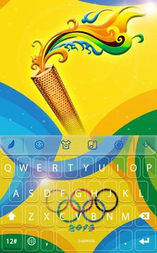 Olympics2016 for Keyboard poster