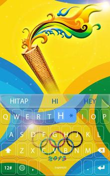 Olympics2016 for Keyboard apk screenshot