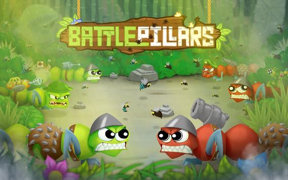 Battlepillars Multiplayer PVP ポスター