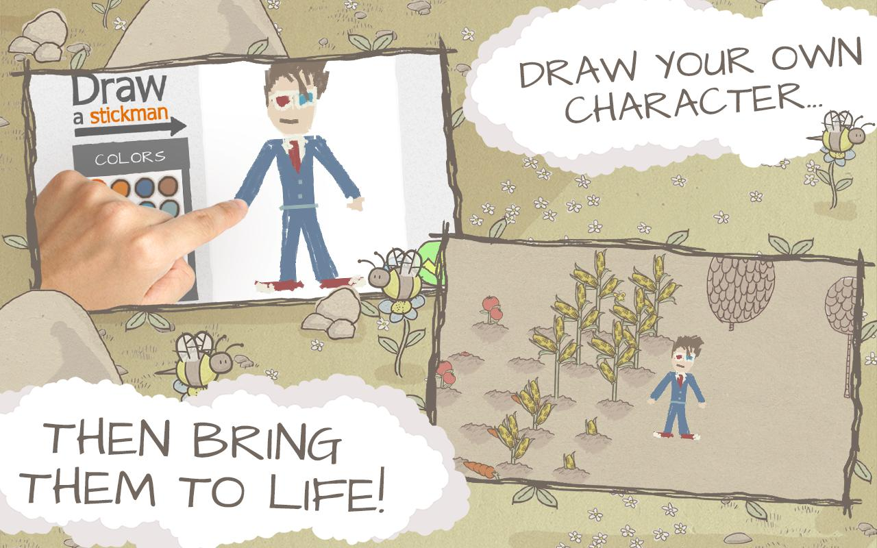 Draw A Stickman Epic Free For Android Apk Download