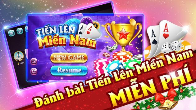 Tien Len Mien Nam poster