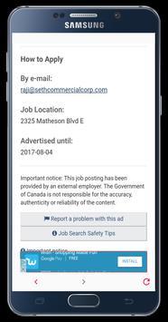 Job Bank screenshot 5