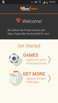 Game Finder - Find Top Games poster