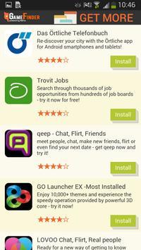 Game Finder - Find Top Games apk screenshot
