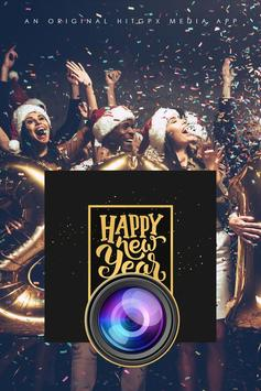 HAPPY NEW YEARS CAMERA poster