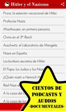 Hitler Historia Nazismo Podcasts screenshot 5