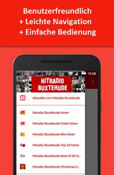 Hitradio Buxtehude apk screenshot