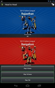 Hit Wicket Cricket 2017 - Indian League Game apk screenshot
