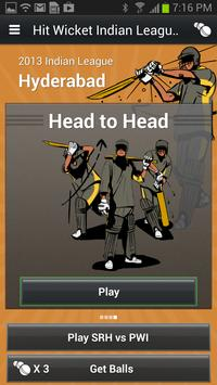 Hit Wicket Cricket 2018 - Indian League Game apk screenshot