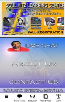 Soul Hitz Media App poster