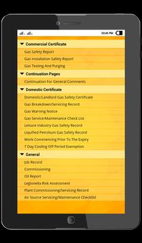 Gas Safe Manager screenshot 7