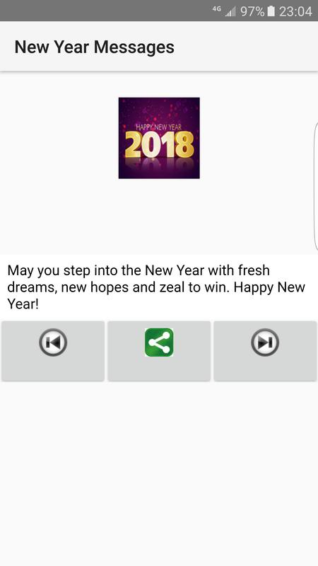 2018 new year messages screenshot 12