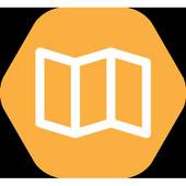 HiveTaxi Картограф icon