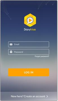 Storyhive apk screenshot