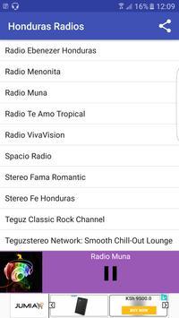 Honduras Radio Stattions screenshot 7