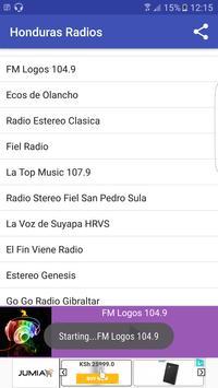 Honduras Radio Stattions screenshot 8