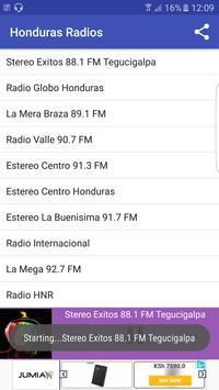 Honduras Radio Stattions screenshot 12