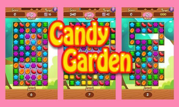 Candy Garden screenshot 3