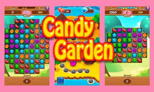 Candy Garden screenshot 1
