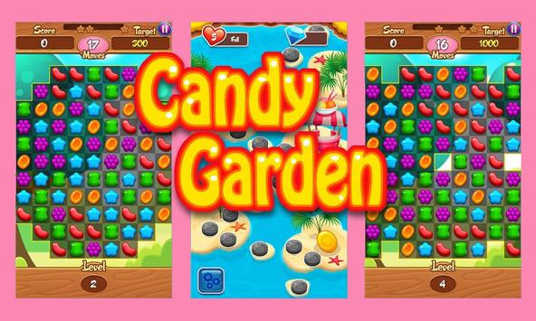 Candy Garden screenshot 2