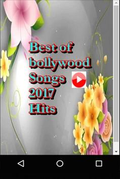 Best of Bollywood Songs 2017 Hits poster