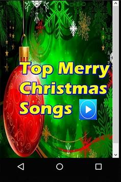 Top Merry Christmas Songs poster