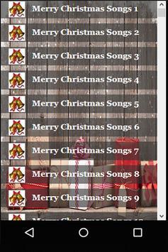 Top Merry Christmas Songs screenshot 1