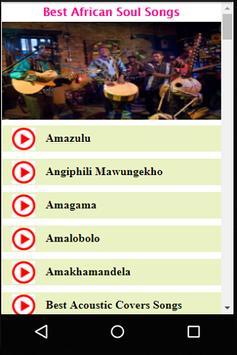 Best African Soul Songs screenshot 2