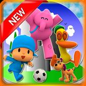 Super PoCo Toy Kids Jigsaw icon